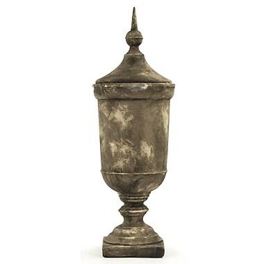Zentique Inc. Finial Decorative Urn; Large