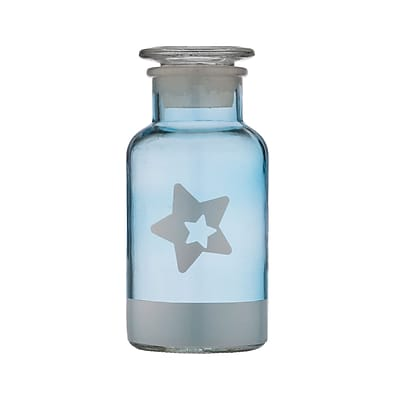 Prinz Pharmacy Decorative Bottle; Star