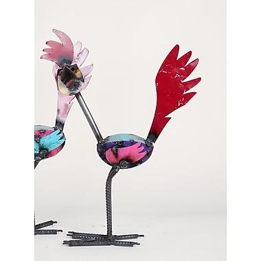 MyAmigosImports Recycled Metal Roadrunner Figurine
