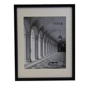 Studio 500 Traditional Serene Picture Frame; Matte Black