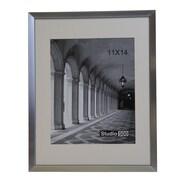 Studio 500 Glam Squad Picture Frame; Silver