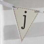 New Arrivals Pendant Letter Wall Decor; J