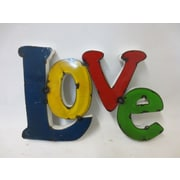 Rustic Arrow Large Love Sign Wall D cor