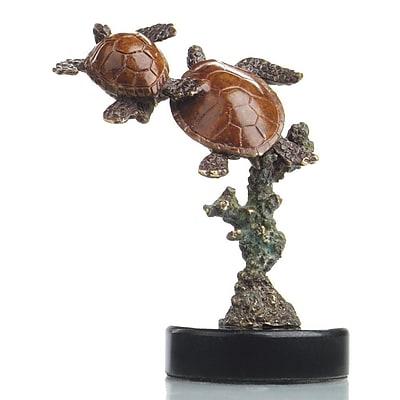 SPI Home Reef Explorers (Double Turtles) Figurine