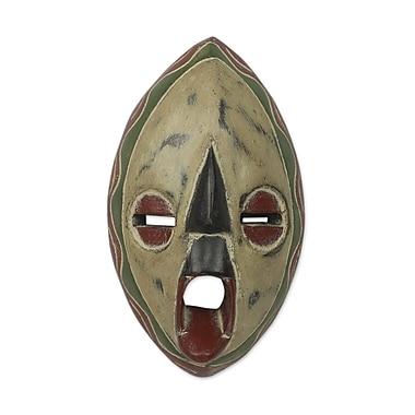 Novica African Mask Wall D cor
