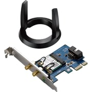 ASUS - Adaptateur bibande PCE-AC55BT AC1200 PCIe Wi-Fi