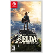 The Legend of Zelda: Breath of the Wild, Nintendo Switch