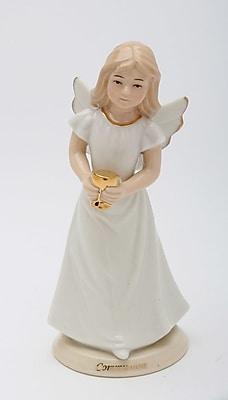 CosmosGifts My First Communion Angel Figurine