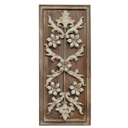 Stratton Home Decor Vintage Panel Wall D cor