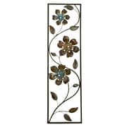 Stratton Home Decor Winding Flowers Wall D cor