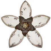 Stratton Home Decor Antique Flower Wall D cor