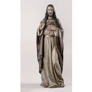 Roman, Inc. Sacred Heart of Jesus Statue
