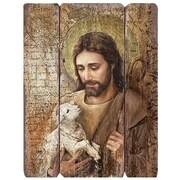 Roman, Inc. Jesus Decorative Panel Wall D cor