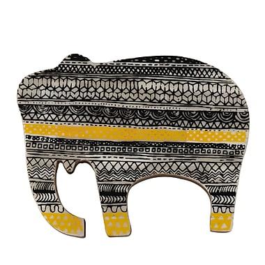Shiraleah Feliz Elephant Paper Weight