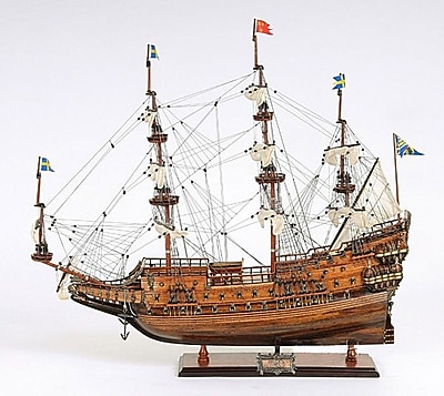Old Modern Handicrafts Wasa Exclusive Edition Model Boat