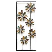Stratton Home Decor Climbing Flowers Panel Wall D cor