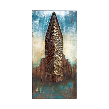 Urban 9-5 Sky Rise Wall Decor