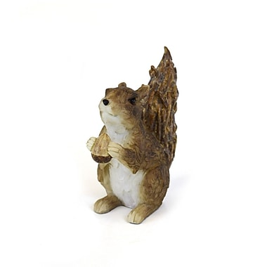 SheasWildflowers Squirrel w/ Nut Figurine