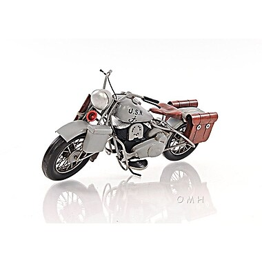 Old Modern Handicrafts 1945 1:12 Motor Cycle