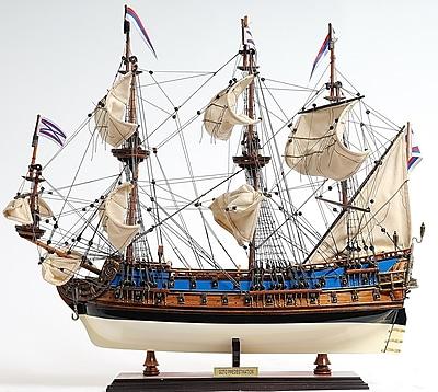 Old Modern Handicrafts Small Goto Predestination Model Ship