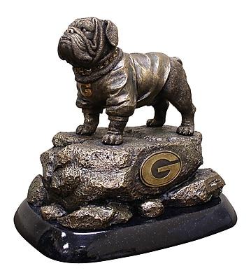 Tailgate Toss NCAA Tim Wolfe Figurine; Georgia