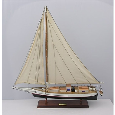 Old Modern Handicrafts Skipjack Painted (L80) Model Boat