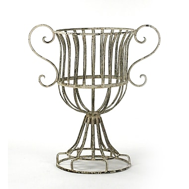 Zentique Inc. Rustic Trophy Decorative Urn