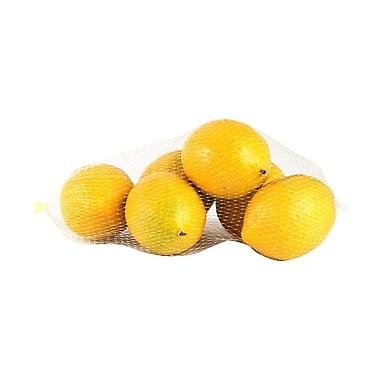 Saro Faux Lemons Sculpture