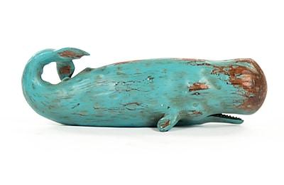 Zentique Inc. Whale Sculpture