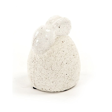 Zentique Inc. Decorative Bunny; Small