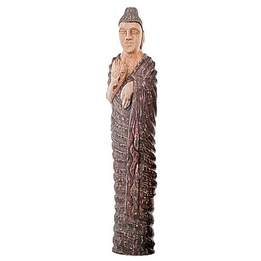 Modern Day Accents Culto Standing Buddha Sculpture; 25'' H