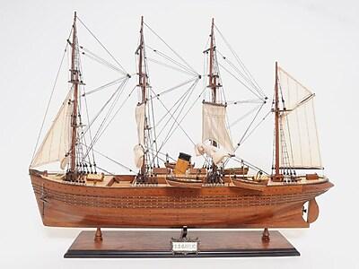 Old Modern Handicrafts S.S. Gaelic Model Ship
