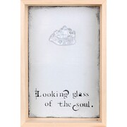 Hobbitholeco. Forever Inspired Looking Glass Of The Soul Wall Decor