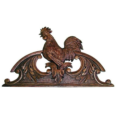 Hickory Manor House Small Rooster Overdoor Wall D cor