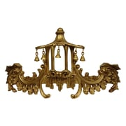 Hickory Manor House Campanello Bed Crown Wall D cor