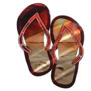 Next Innovations 3D Flip Flop Sandals Wall D cor
