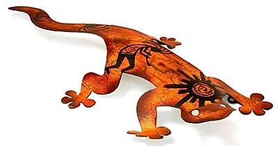 Novica Cave Art Gecko Wall D cor