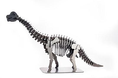 Ironwood Brachiosaurus Metal Dinosaur 3D Puzzle Figurine