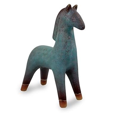 Novica Handcrafted Ceramic Figurine