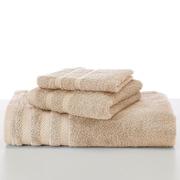 Martex Egyptian Bath Towel; Sand / Double Cream
