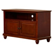 Darby Home Co Hanoverton TV Stand; Classic Cherry