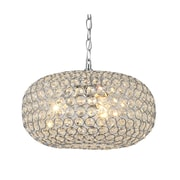 JoJoSpring Francisca 3-Light Crystal Chandelier