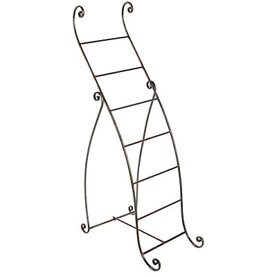 A&B Home Matera Free Standing Towel Rack WYF078280035690