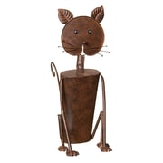 Wilco Home Cat Sitting Figurine