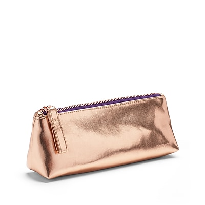 Poppin, Copper + Purple, Pencil Pouch (102244)