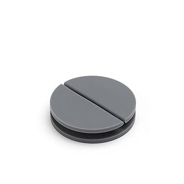 Poppin, Dark Gray, Headphone Hub (104430)
