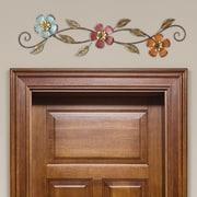 Stratton Home Decor Floral Scroll Wall D cor