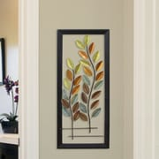 Stratton Home Decor Flowing Autumn Tree Panel Wall D cor
