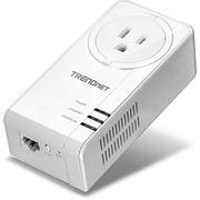 TRENDnet TPL-421E AV2 1200 Passthrough Powerline