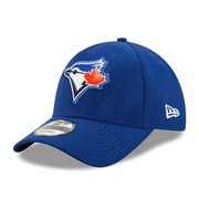 Casquette des Blue Jays de Toronto 9FORTY ajustable, logo biseauté